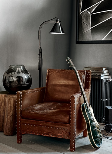 Masculine Interiors By Color 54 Interior Decorating Ideas
