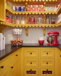 10 Walls Painted in Tasteful Yellows - Interiors By Color