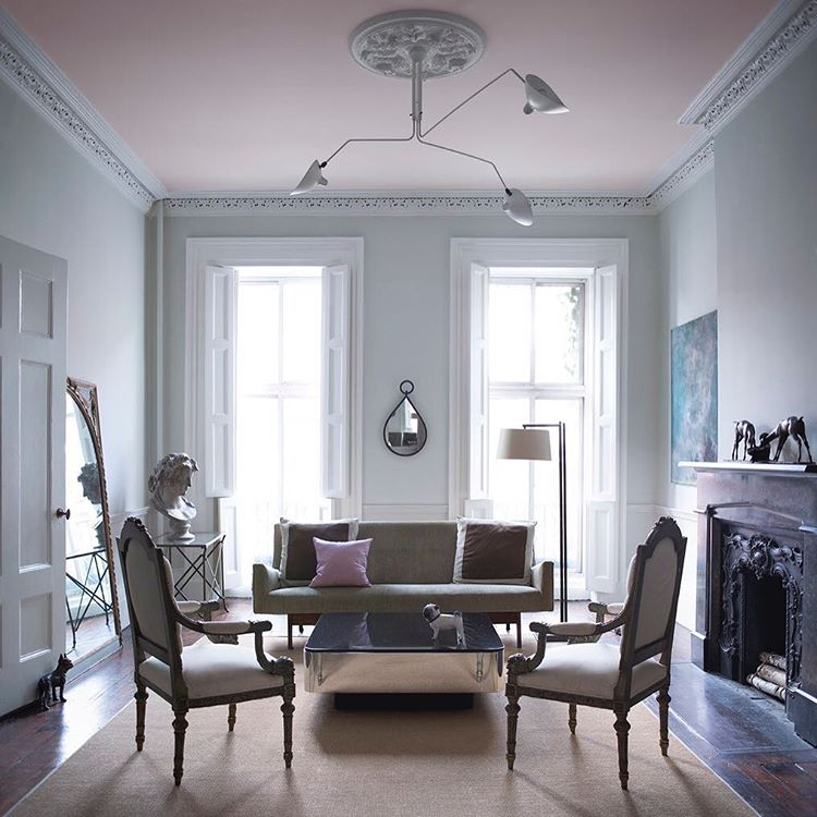 Pink And Grey Interiors By Color 21 Interior Decorating Ideas