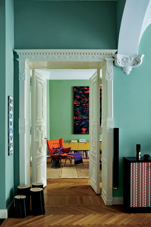 Great Rooms Painted in Farrow  Balls Best Colors