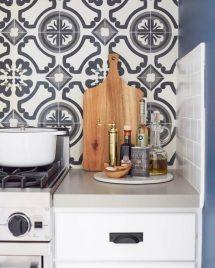 Amazing Kitchen Painted In Farrow & Ball Stiffkey Blue