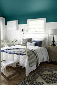 Benjamin Moore Teal Paint Colors - Interiors By Color