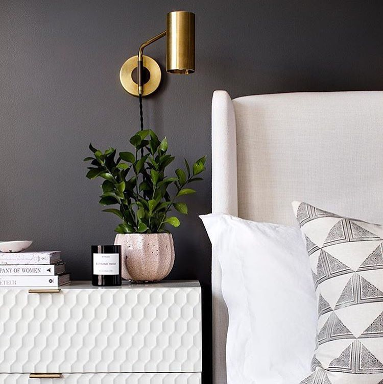 Benjamin Moore Kendall Charcoal  Interiors By Color