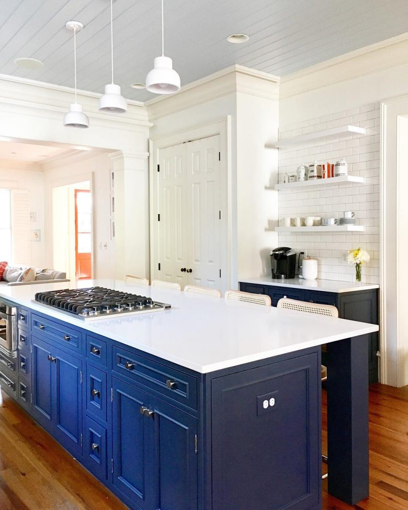Paint Bedroom Blue Schemes Gray Color And
