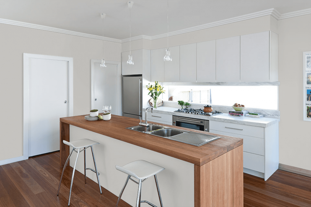 House Beautiful White Kitchens