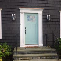 Benjamin Moore Wythe Blue Paint Color Ideas - Interiors By ...