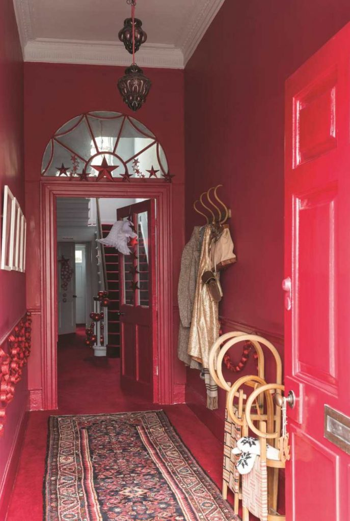 Farrow  Ball Rectory Red Paint Color Schemes  Interiors