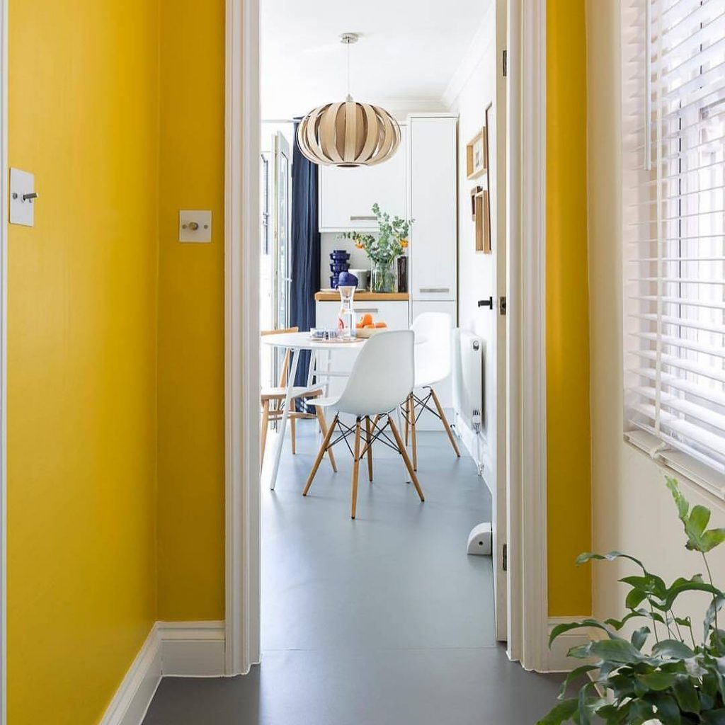 Yellow Paint Colors By Little Greene Paint Company Interiors By Color