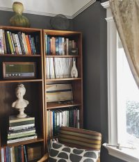 Benjamin Moore Chelsea Gray Paint Color Schemes ...