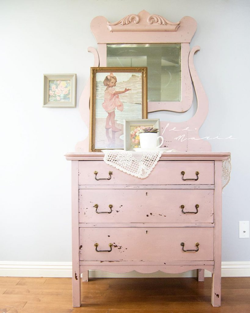 Old Barn Milk Paint Petal Painted Furniture  Interiors By