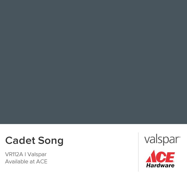 Valspar Cadet Song Interiors By Color