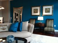 Benjamin Moore Caribbean Blue Water - Interiors By Color
