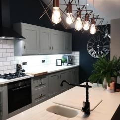 Colors To Paint Kitchen Cabinets Stainless Steel Sink Commercial Farrow & Ball Hague Blue Color Schemes - Interiors ...