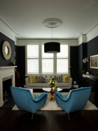 Farrow & Ball Hague Blue Paint Color Schemes