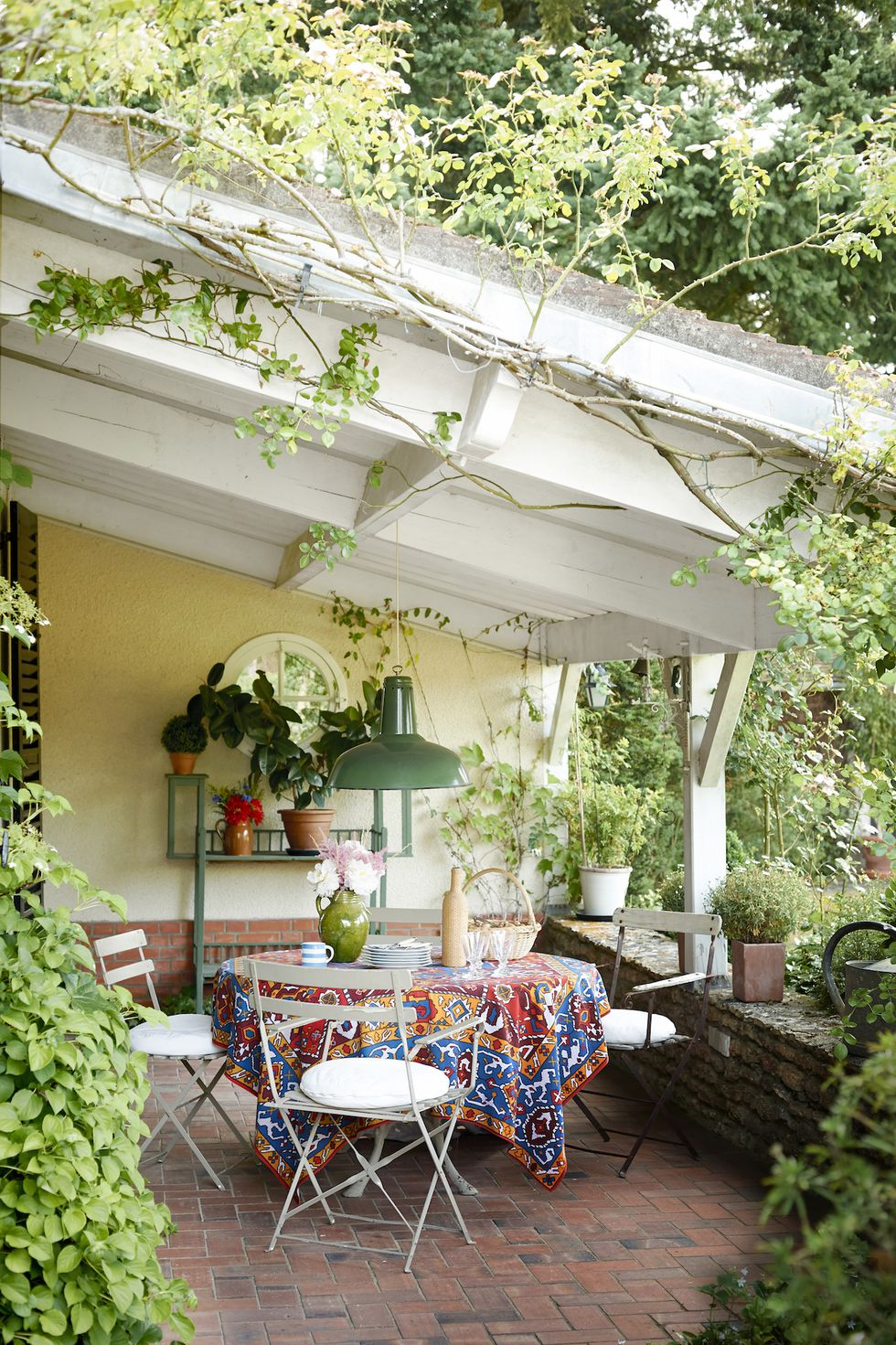 Patio Ideas  Garden Inspiration  Interiors By Color
