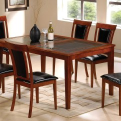 Glass Kitchen Table Sets Faucets Oil Rubbed Bronze Dining Chairs With Top