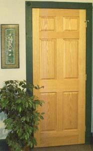 formaldehyde free interior doors