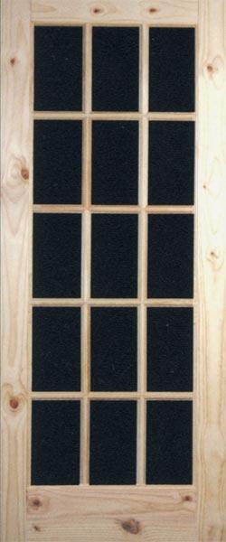 Pine Indoor French Doors Elegant Glass Panel Interior Doors