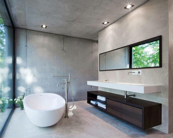 Modern Residential Building Interiorzine