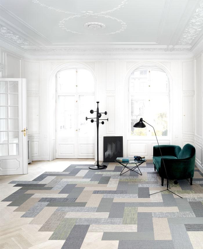 modern carpet trends colors forms