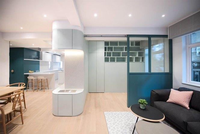 Hong Kong Apartment Studio Prove Small