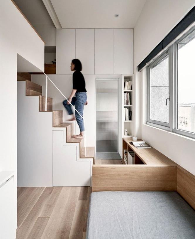 Apartment With E Saving Furniture