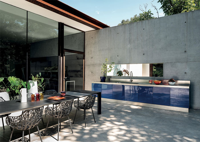 66 Modern Outdoor Kitchen Ideas And Designs Interiorzine