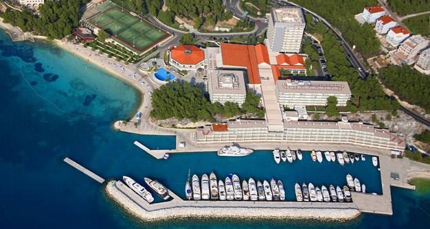 Le Meridien Grand Hotel Lav Split
