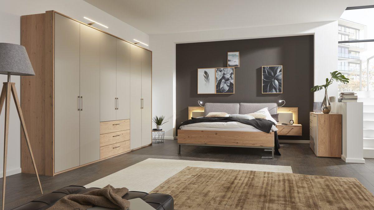 Interliving Schlafzimmer Serie 1008  Interliving