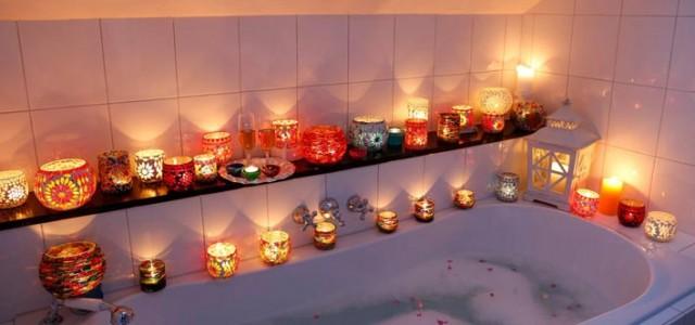 Oosterse lampen mozaiek filigrain sfeerverlichting