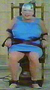 electric chair execution photos black leather accent chairs two jealous perverts - female trouble synopsis