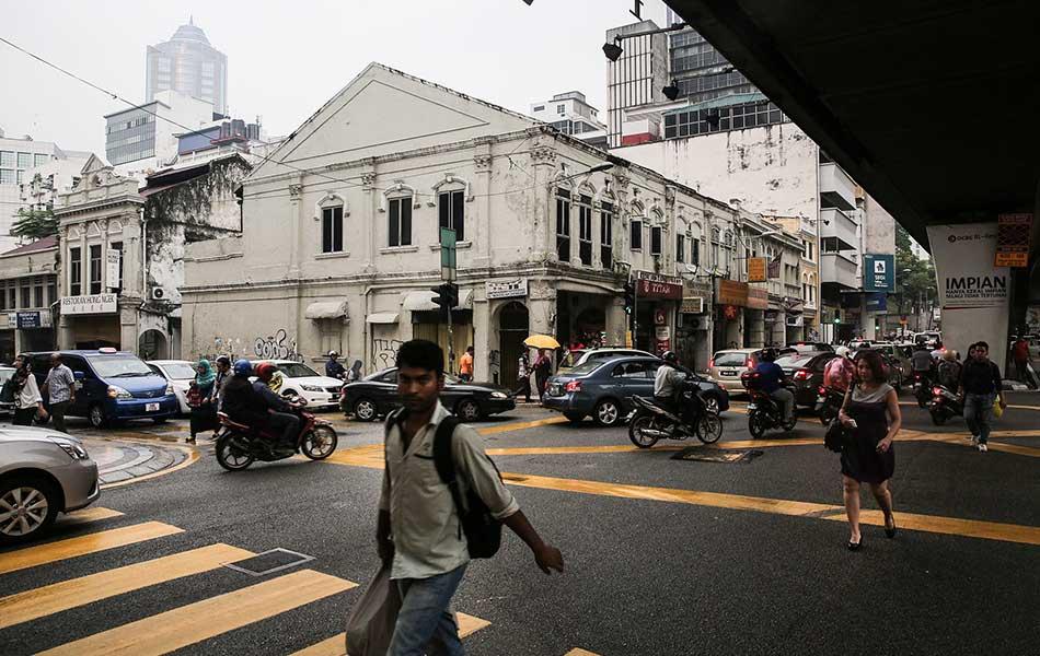 KualaLumpurJalanTunPerak