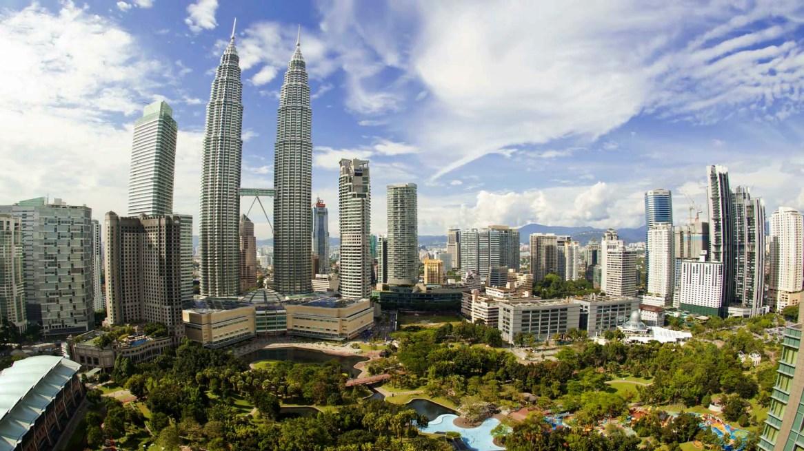 KualaLumpurPetronasTwinTowersToursJumelles