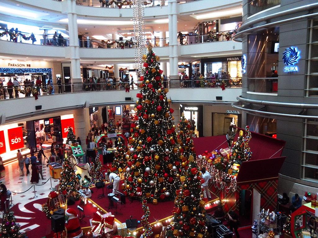 KualaLumpurSuriaKlccNoelChristmas