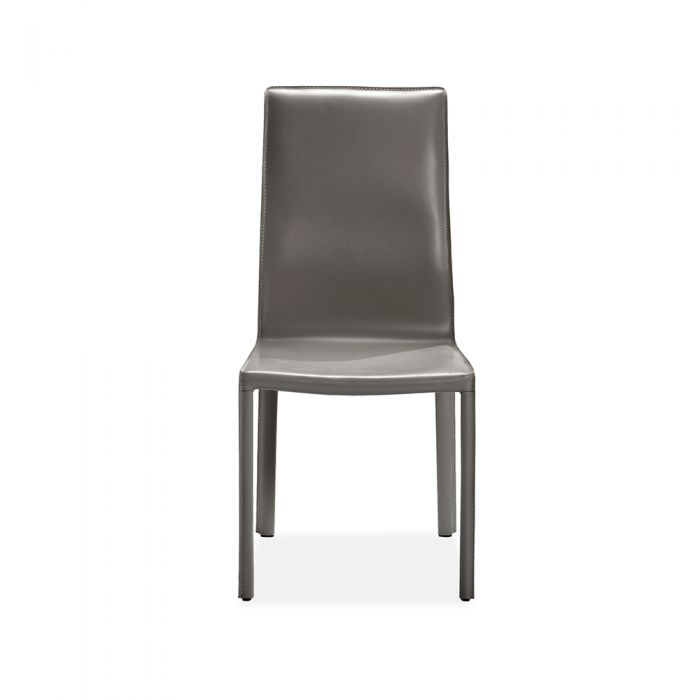high back dining chair baby sitting jada grey skip to the beginning of images gallery