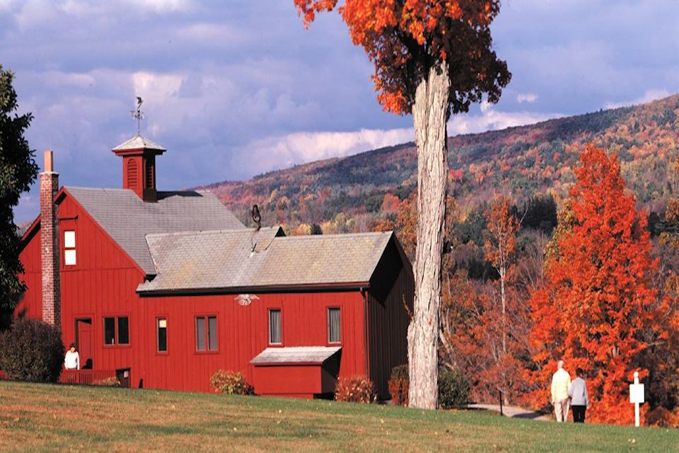Autumn New England Guided Vacation