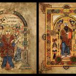 Image Courtesy Abbey of Kells Public Domain_Wikimedia