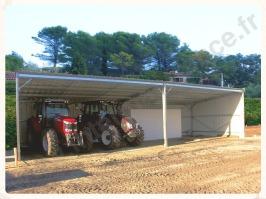 abri metallique agricole en kit industriel