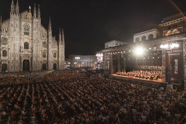 Concerto per Milano, Allianz Italia e UniCredit supportano ...