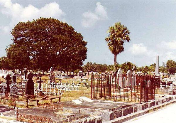 Westbury Cemetery (2003)