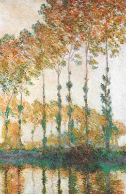 Peuplier Poplar Monet