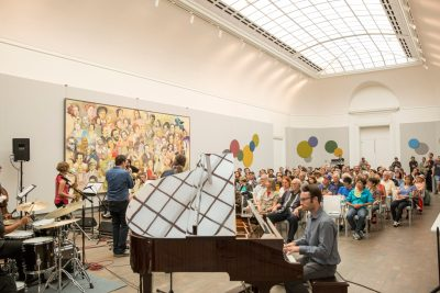 SF Music Day 2016 at Herbst Theater