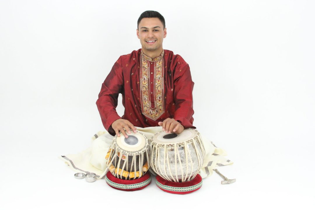 Alam-Khan_and_Arjun-Verma_Indian-Ensemble(pictured)Nilanjan-Chaudhuri(tabla)_photo-courtesy-of-artist