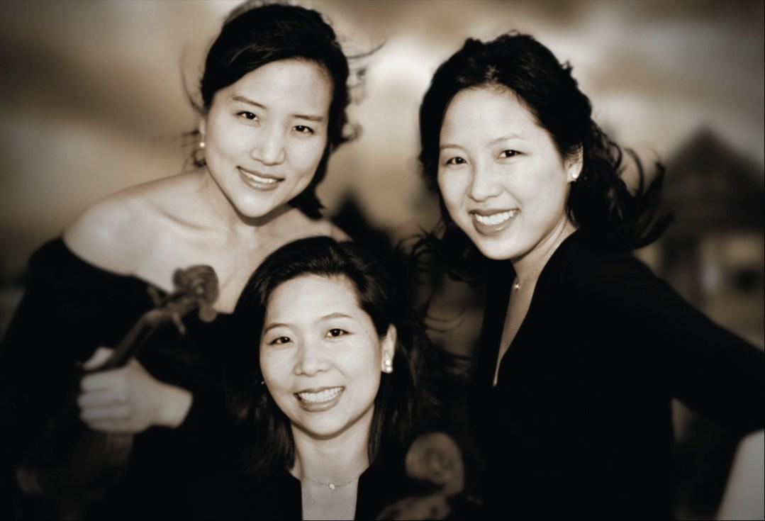 Lee-Trio(L-R)Lisa-Lee(violin)Angela-Lee(cello)Melinda-Lee-Masur(piano)photo-courtesy-of-artist