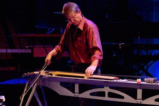 The Paul Dresher/Joel Davel Invented Instrument Duo