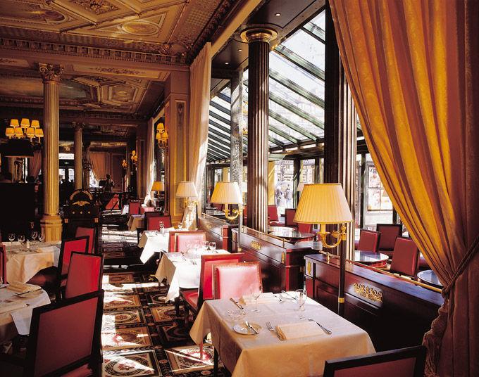 Caf De La Paix Paris Interna