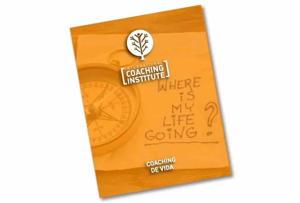 Portada del programa del curso Coaching de Vida