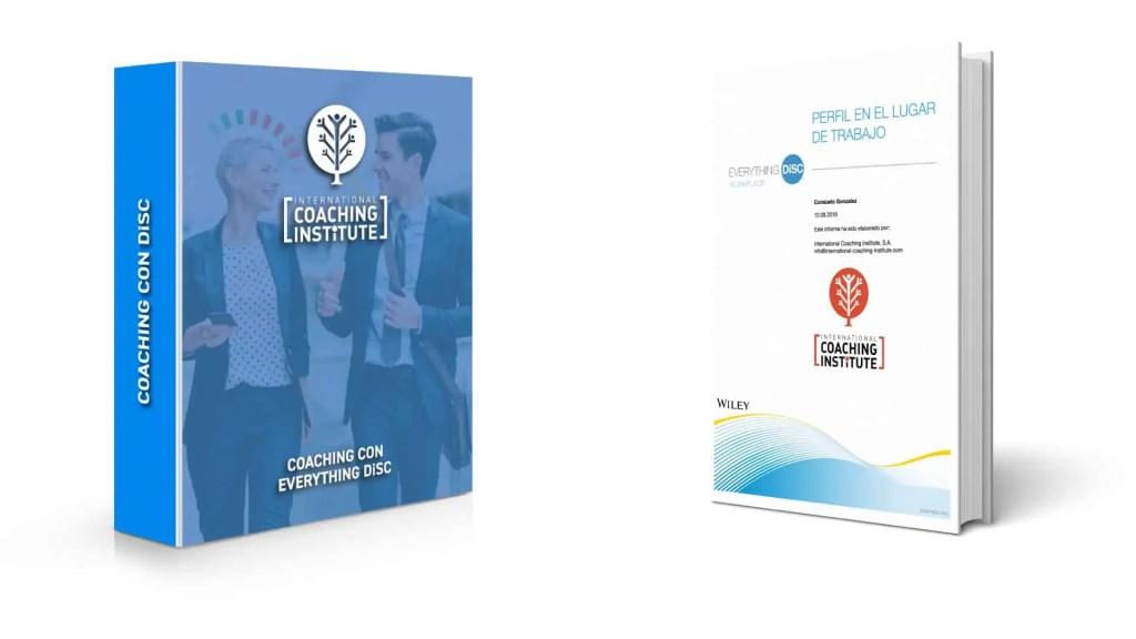 Recursos del curso online Coaching con DiSC