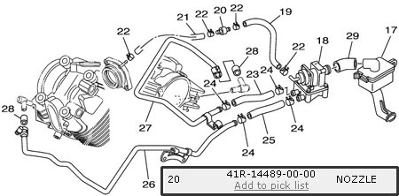 Yamaha V Star 1100 Wiring Diagram Lights, Yamaha, Free