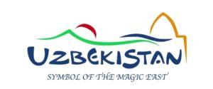 Uzbek logo tourism